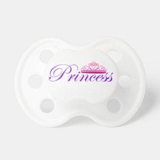 Chupeta Princesa Pacifier