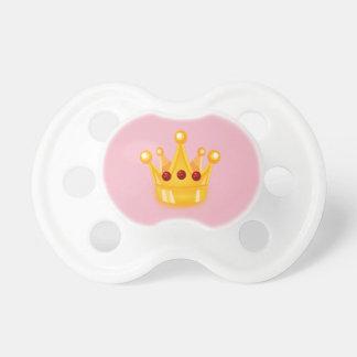 Chupeta Princesa pequena