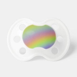 Chupeta Produto do arco-íris