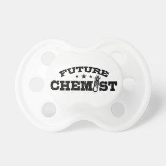 Chupeta Químico futuro
