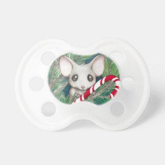 Chupeta Rato do Natal