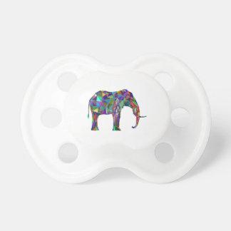 Chupeta Renascimento do elefante