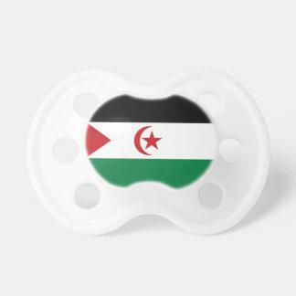 Chupeta República Democrática árabe de Sahrawi