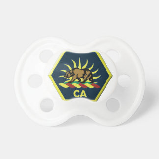 Chupeta Reserva militar de Califórnia