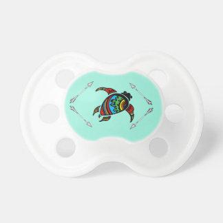 Chupeta Roupa & presentes do bebê da tartaruga