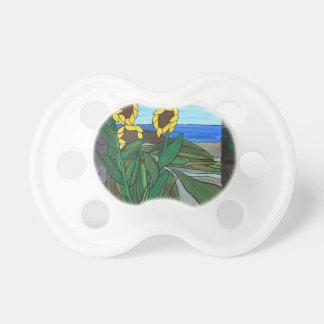 Chupeta Seascape do girassol