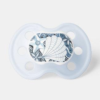 Chupeta Seashells