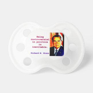 Chupeta Sendo controverso na política - Richard Nixon .jp