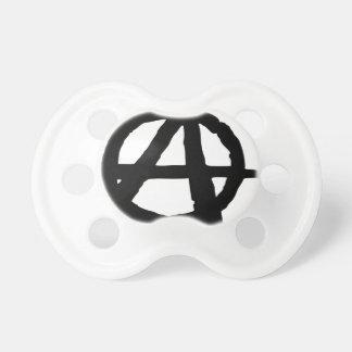 Chupeta Símbolo da anarquia