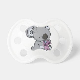 Chupeta Snuggles doces! Koala