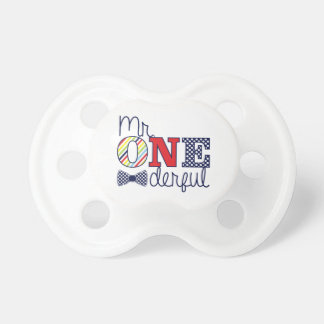 Chupeta Sr. ONEderful 6+ meses do Pacifier de BooginHead®