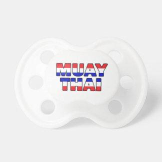 Chupeta Tailandês de Muay