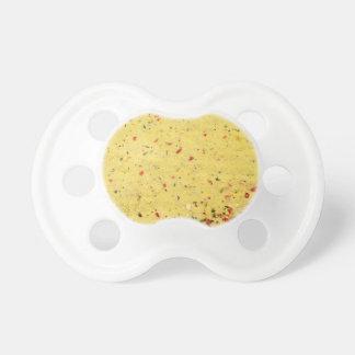 Chupeta Textura nutritiva do realçador do sabor