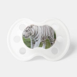 Chupeta Tigre branco