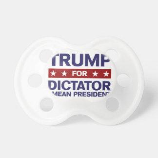 Chupeta Trunfo para o ditador