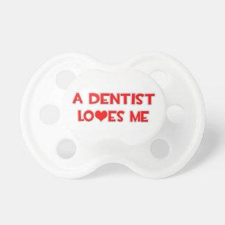 Chupeta Um dentista ama-me