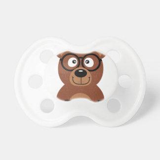 Chupeta Urso com vidros