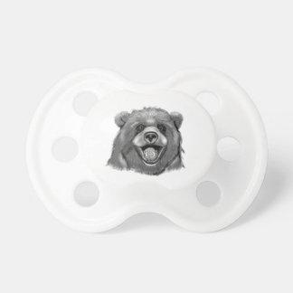 Chupeta Urso feliz