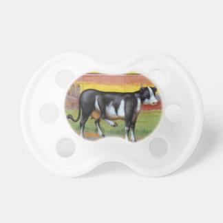 Chupeta Vaca cinco equipada com pernas