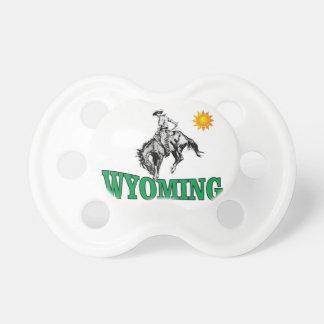 Chupeta Vaqueiro de Wyoming
