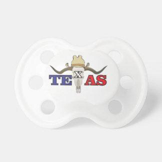 Chupeta vaqueiro inoperante texas