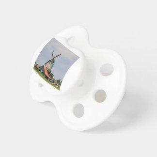 Chupeta Vila holandesa do moinho de vento, Holland 3