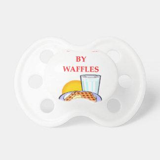 CHUPETA WAFFLES