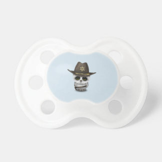 Chupeta Xerife bonito da coruja do bebê