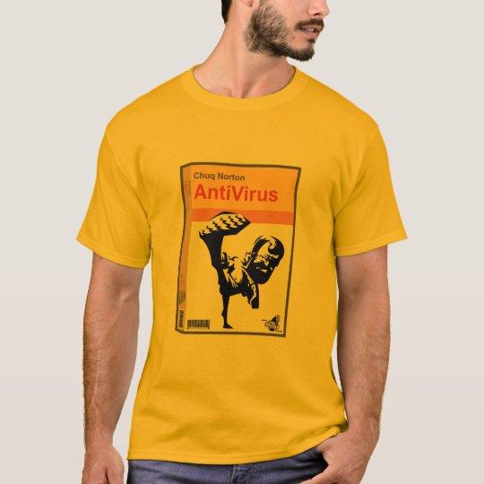 Chuq Norton Anti Virus Camiseta