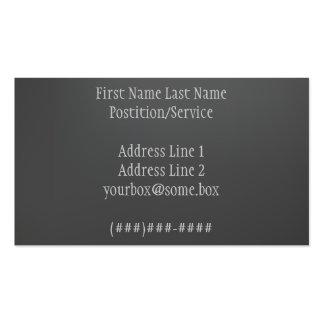 Churrasqueira Cartão De Visita