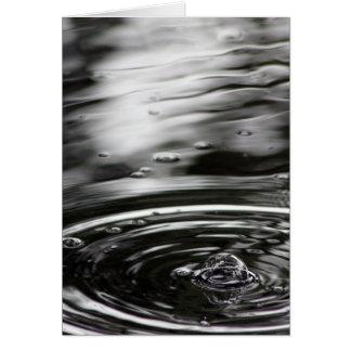 Chuva Cartão