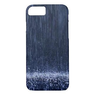Chuva das capas de iphone