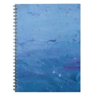 Chuva no caderno do lago