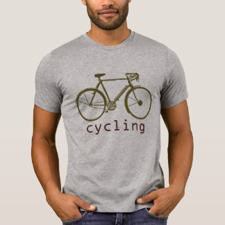 ciclagem - bicicletas t-shirt