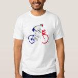 Ciclista de Tour de France Tshirts
