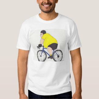 Ciclista gordo t-shirt