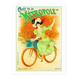 Ciclo de la Metropole Cartão Postal