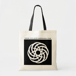 Ciclo do logotipo da saga das idades -- Sacola Bolsa