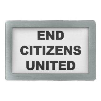 Cidadãos da extremidade unidos