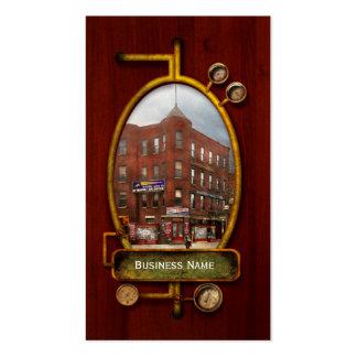 Cidade - C.C. - doces, charutos, lembranças 1920 Cartão De Visita