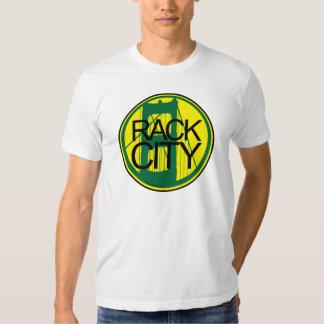 Cidade da cremalheira tshirt