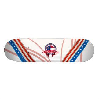 Cidade da venda, GA Shape De Skate 18,7cm