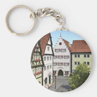 Cidade de Baviera de cima de Chaveiro
