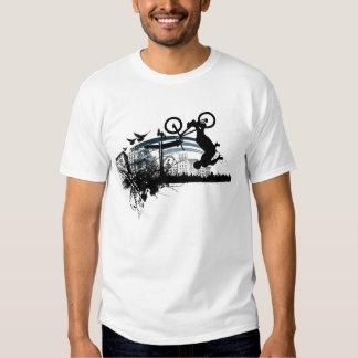 Cidade de BMX Camisetas