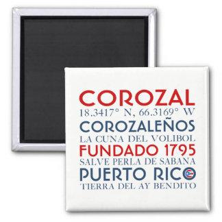Cidade de Corozal, Puerto Rico Imã