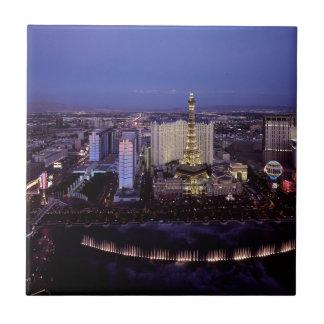 Cidade de jogo do casino da opinião aérea da tira