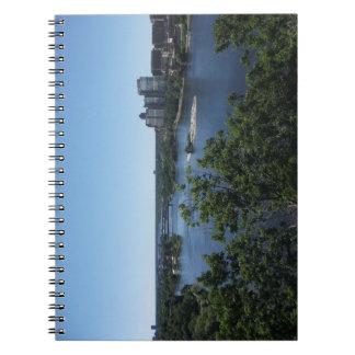 Cidade de Montreal, caderno de Canadá