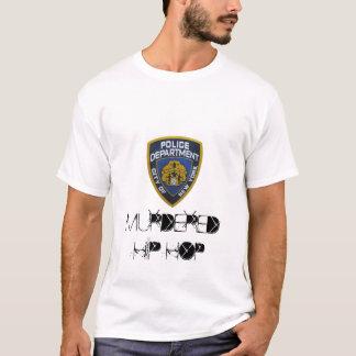 Cidade de NY ASSASSINADA, HIP HOP Camiseta