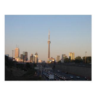 Cidade de Toronto Cartão Postal