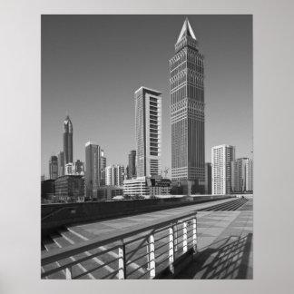 Cidade de United Arab Emirates, Dubai, Dubai Poster